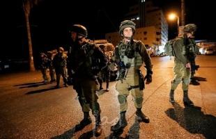 """جيش الاحتلال يعتقل الشاب """"إسلام نوفل"""" من ذوي الاحتياجات الخاصة في قلقيلية"""