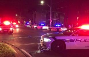متحدثة: قتيل و5 جرحى بإطلاق نار جنوب شرقي كندا