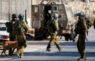 """جيش الاحتلال يعتقل الشاب """"إبراهيم عارف"""" من سكان مخيم قلنديا شمال القدس"""
