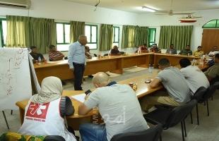 العمل الزراعي والإغاثة الأولية الدولية ينفذان 3 دورات تدريبية
