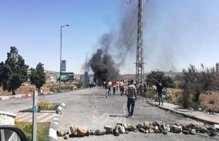 جنين: إصابة شاب في مواجهات مع قوات الاحتلال
