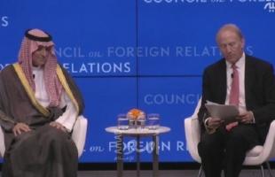 الجبير يشن هجوما عنيفا على قطر: عليها تغيير سياستها..وندرس جميع الخيارات للرد على إيران