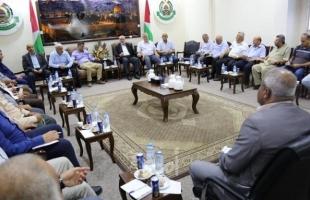 تقرير إخباري: هل باتت التحالفات الإقليمية تؤثر على المواقف الاستراتيجية للفصائل الفلسطينية؟