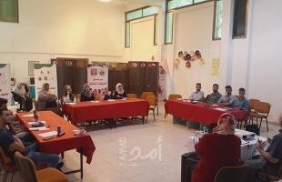 إسعاد الطفولة ينظم 5 لقاءات مركزة للخريجين المشاركين في مشروع تدريبي