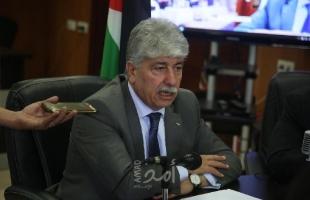 مجدلاني يهاتف خالد محسن ابراهيم ويؤكد وحدة النضال بين الشعب الفلسطيني واللبناني