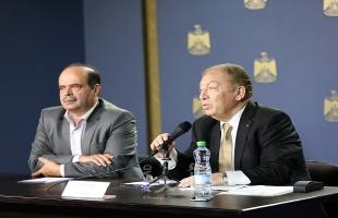 """العسيلي: الوزارة برام الله تنفذ مشاريع إنتاجية بقيمة """"62.5"""" مليون دولار لدعم القطاع الخاص"""
