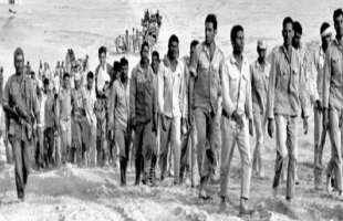 """الإعلان عن انطلاق الحملة الوطنية لمفقودي فلسطين عام """" 67"""""""