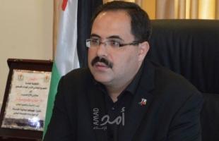 صيدم يدعو حماس لاتخاذ إجراءات واضحة حول لقاءاتها مع فتح