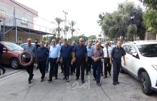 """انطلاق المسيرة المركزية لإحياء الذكرى الـ""""19"""" لشهداء هبة القدس والأقصى"""
