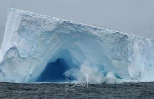 جبل جليدي  بحجم لندن الكبرى ينفصل عن القارة القطبية الجنوبية