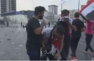 مرصد: الحكومة العراقية تتحمل مسؤولية قتل المتظاهرين وعلى البرلمان إجراء مساءلة علنية