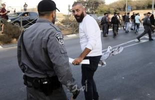 """شرطة الاحتلال تعتقل المقدسيين """"على والكلغاصي"""" من محيط """"باب الرحمة"""" والبلدة القديمة"""