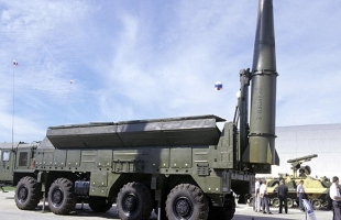 """روسيا تجري اختبارات ناجحة على صواريخ """"إس-500"""" في سوريا"""