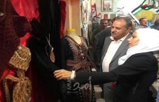 المرأة في حزب الشعب تحيي يوم التراث الفلسطيني