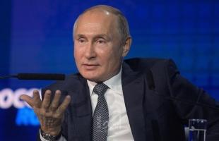 """خلال كلمة لشعبه.. بوتين يمدد العطلة """"مدفوعة الأجر"""" في روسيا حتى 30 أبريل"""