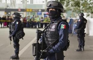 مقتل 14 شرطيا فى هجوم بــ غرب المكسيك