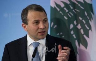 بالصوت- باسيل: الاحتجاجات في لبنان نتيجة تراكم أزمات وإخفاقات والآتي أعظم