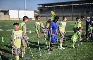 بالصور.. انطلاق أول فريق للناشئين في كرة القدم لذوي البتربغزة