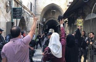 """""""حماية"""" يعبر عن أسفه إزاء الموقف الدولي السلبي تجاه الاعتداءات الإسرائيلية المتكررة ضدالمسجد الأقصى"""