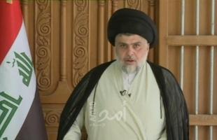 الصدر يدعو أنصاره إلى استئناف الاحتجاجات في العراق