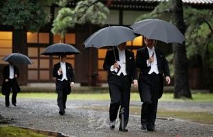تنصيب ملك جديد لليابان- صور
