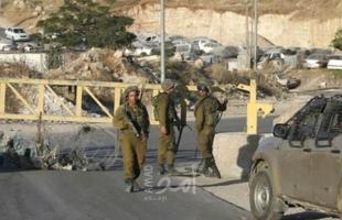قوات الاحتلال تعتقل طالباً بجامعة بيرزيت على حاجز عسكري