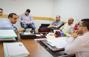 مستشفى حمد وإغاثة فلسطين يبحثان التعاون لتركيب الأطراف الصناعيةللأطفال المبتورين بغزة
