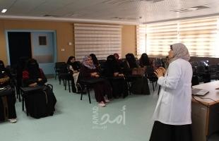 غزة: مستشفى حمد ينظم لقاءً توعوياُ لأهالي الأطفال زارعي القوقعة