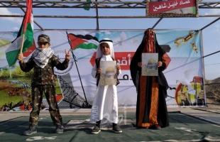 """محدث2.. بالصور  والفيديو.. غزة:إصابات برصاص قوات الاحتلال في جمعة """"أسرانا أقصانا قادمون"""""""