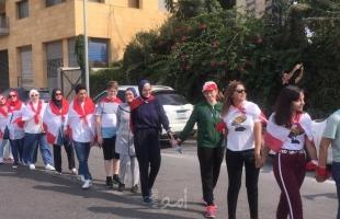 اليوم الـ11 لإنتفاضة الغضب اللبنانية...انطلاق سلسلة بشرية من صور إلى طرابلس- صور و فيديو