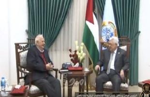 الأحمد: المرسوم الرئاسي حول اجراء الإنتخابات بعد وصول رسالة حماس رسميا!