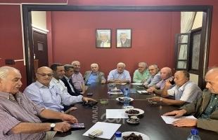 """قيادة فصائل منظمة التحرير في لبنان تؤكد رفضها لـ""""صفقة ترامب"""" ودعمها للموقف الفلسطيني"""
