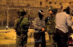 """قوة إسرائيلية خاصة تختطف الأسير المحرر """"ليث البو"""" من حلحول"""