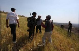 جنين: جيش الاحتلال يخطر بالاستيلاء على 409 دونمات من أراضي يعبد