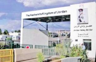 """غير متاحة للتغطية الاعلامية.. تدريبات للجيش الإسرائيلي في معبر """"وادي الأردن"""""""