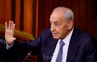"""وسط أزمة عون – الحريري..بري: لبنان سيغرق كـ""""تيتانيك"""" ما لم تتشكل الحكومة"""