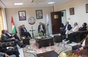 """رداً على تمسك رئيس البلدية  برئاسة جمعية """"أرلم"""".. استقالة (5) أعضاء من بلدية رام الله"""