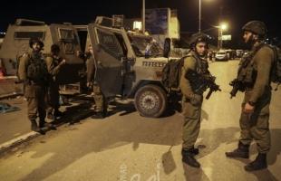 قوات الاحتلال تنصب حواجز فجائية في محافظة الخليل