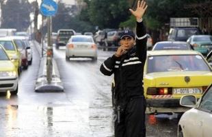 إدارة مرور شرطة حماس  تنشر نصائح للسائقين أثناء السير في أجواء الضباب