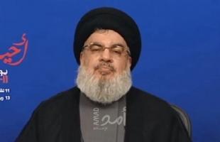 """نصر الله: تاريخ مقتل سليماني فاصل بين مرحلتين في المنطقة والرد لن  يكون بعقلية """"الثأر""""!"""