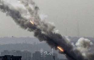 اعلام عبري: (220) صاروخ أطلق من غزة تجاه اسرائيل منذ بدء التصعيد