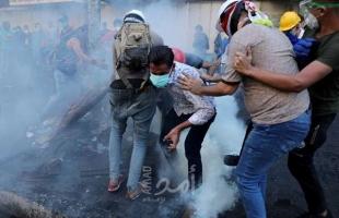 محدث 2- مجزرة جديدة ..32 قتيلا ومئات الجرحى في الناصرية وبغداد واقالة مسؤول أمني عراقي كبير - فيديو