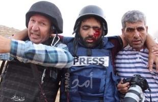 بعد الملك.. رئيس الوزراء الأردني يوعز بمتابعة الحالة الصحية للصحفي معاذ عمارنة