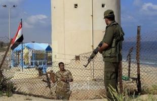 """صحيفة: """"حماس"""" تشدد إجراءاتها على الحدود مع مصر في سياق تطوير العلاقة معها وإرضائها"""