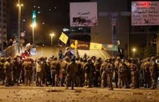 لبنان:  الهدوء يعود إلى الكولا بعد توتّر كبير تخلله إطلاق نار كثيف (فيديو)