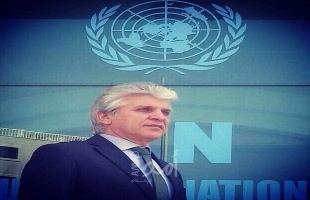 """أمن حماس يحتجز هوية المستشار السياسي للأمم المتحدة في فلسطين """"باسم الخالدي"""" على حاجز بيت حانون"""