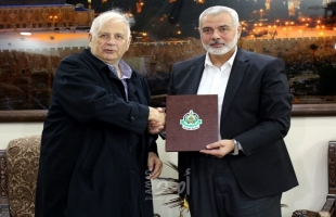 """""""أمد"""" ينفرد  بنشر النص الكامل لرسالة  حماس حول موافقتها على الانتخابات"""