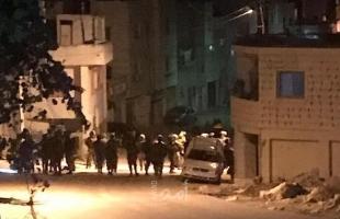 """قوات الاحتلال تعتقل الشاب """"سند جعيدي"""" من قلقيلية بعد الاعتداء عليه بالضرب"""