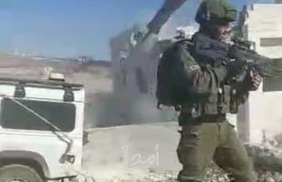 بيت لحم: قوات الاحتلال تهدم منزل أحد المواطنين