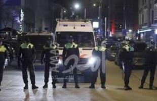 القبض على 4 مشتبهين فى محاولة تهريب سجناء بــ هولندا